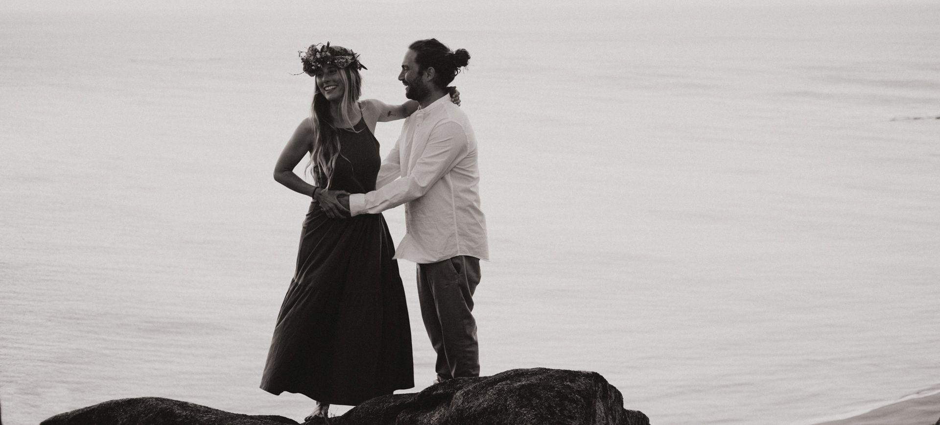 galicia elopement wedding in spain - have a 3 day adventure wedding